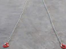 Hakenkette 3 m